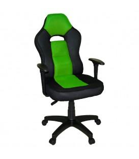 Ofisinhazır Bonus Şef Koltuk Plastik Ayak F.Yeşil