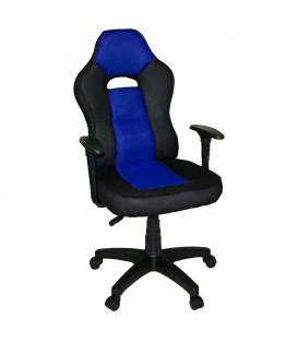 Ofisinhazır Bonus Şef Koltuk Plastik Ayak P.Mavi