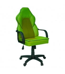 Ofisinhazır Lidya Plastik Kol Ve Ayakli Yönetici Koltuğu F.Yeşil