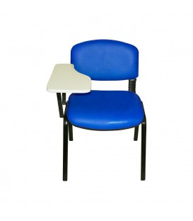 Ofisinhazır Form Seminer Koltuğu P.Mavi