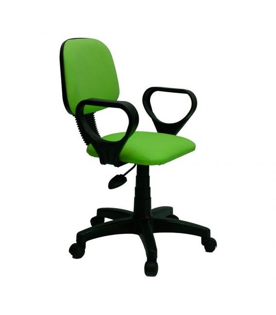 Ofisinhazır Kozmo Eko Kollu Çalişma Koltuğu Deri F.Yeşili