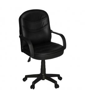 Ofisinhazır Manager Mini Çalişma Koltuğu Siyah