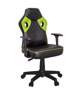 Ofisinhazır Spider Mini File Oyuncu Koltuğu Plastik Ayak Yeşil