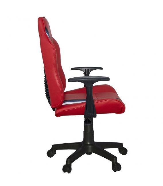 Ofisinhazır M3 Yönetici ve Oyuncu Koltuğu Kırmızı