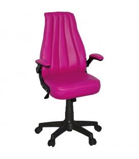 Ofisinhazır Minion Yönetici&Oyuncu Koltuğu Plastik Ayak Kırmızı