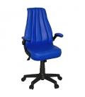 Ofisinhazır Minion Yönetici&Oyuncu Koltuğu Plastik Ayak Mavi