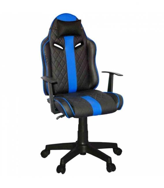 Ofisinhazır Quattro Mini Yönetici ve Oyuncu Koltuğu Mavi