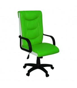 Ofisinhazır Efe Makam Koltuk F.Yeşil